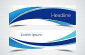 web banner for social media