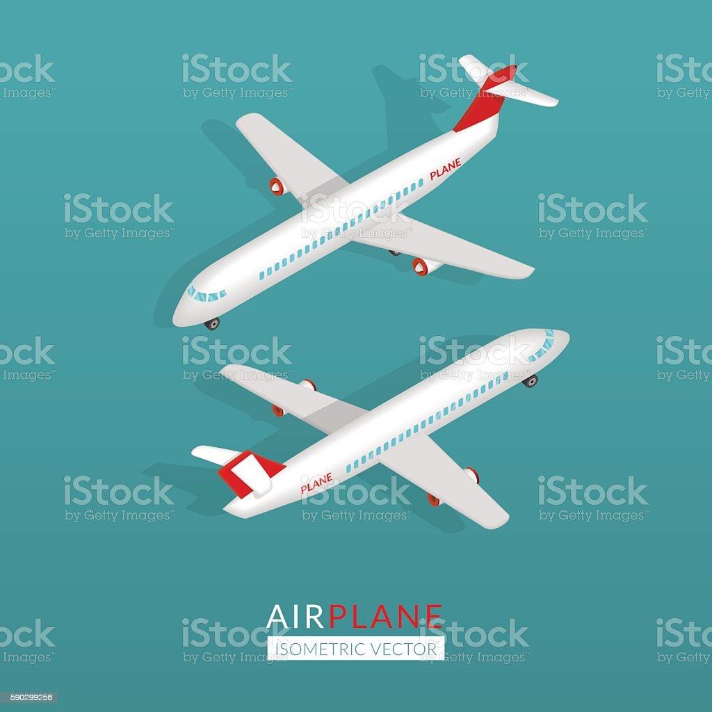 Set with airplane icons royaltyfri set with airplane icons-vektorgrafik och fler bilder på behållare