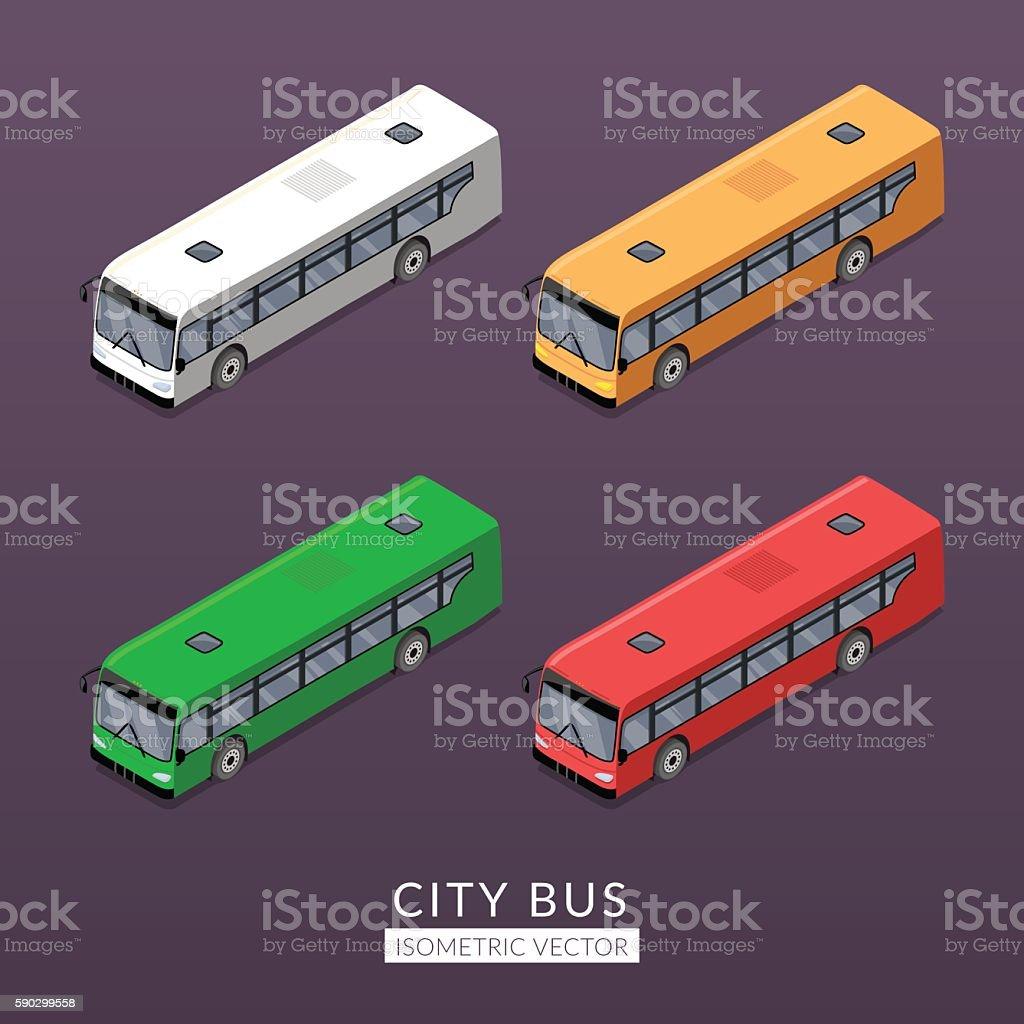 Set with city bus icons royaltyfri set with city bus icons-vektorgrafik och fler bilder på affischtavla