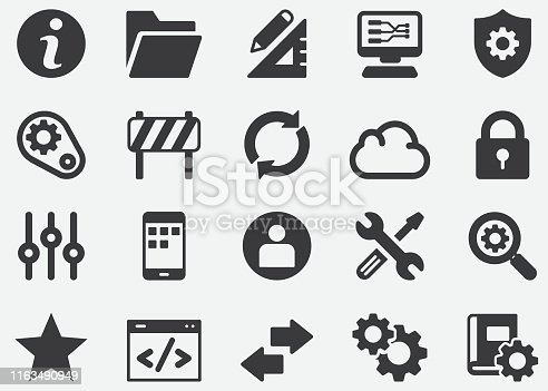 Setting Silhouette Icons