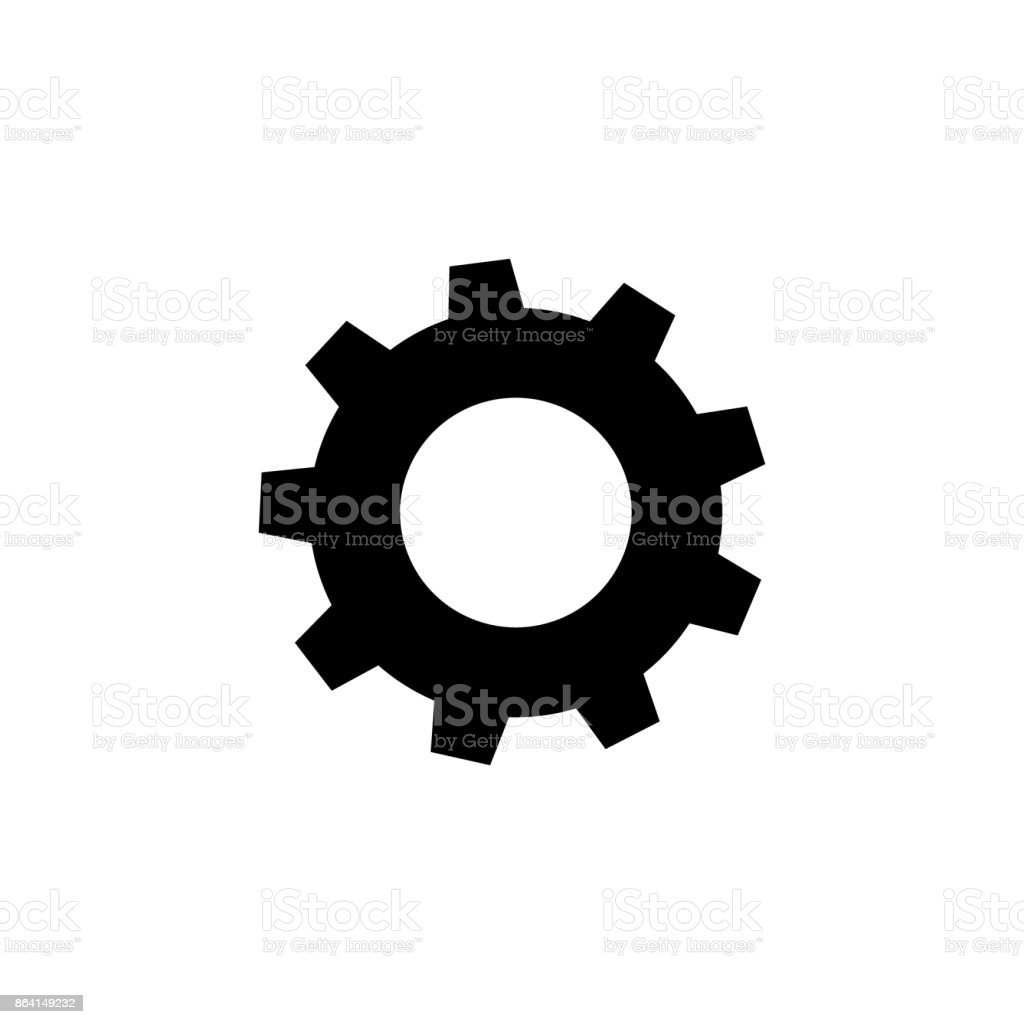 settings edit simple  icon, vector illustration, sign on isolated background royalty-free settings edit simple icon vector illustration sign on isolated background stock vector art & more images of agreement