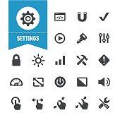 Settings Icons