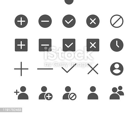 17 Settings v2 UI Pixel Perfect Well-crafted Vector Solid Icons 48x48 Ready for 24x24 Grid for Web Graphics and Apps. Simple Minimal Pictogram