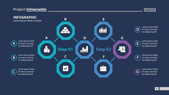 Seven Elements of Success Slide Template