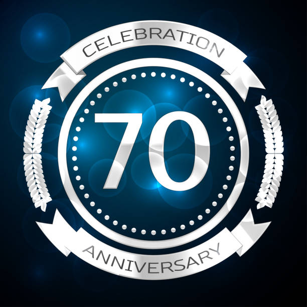 Download Happy 70th Birthday Illustrations, Royalty-Free Vector ...