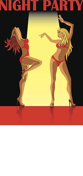 stripper-illustrations