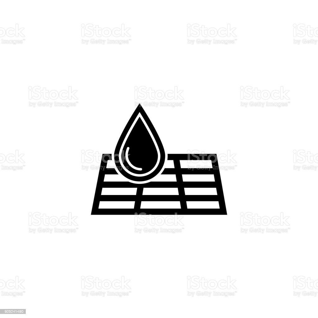Riolering Systeempictogram Vectorillustratie Stockvectorkunst en ...