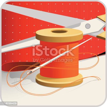 istock Sewing 118099409