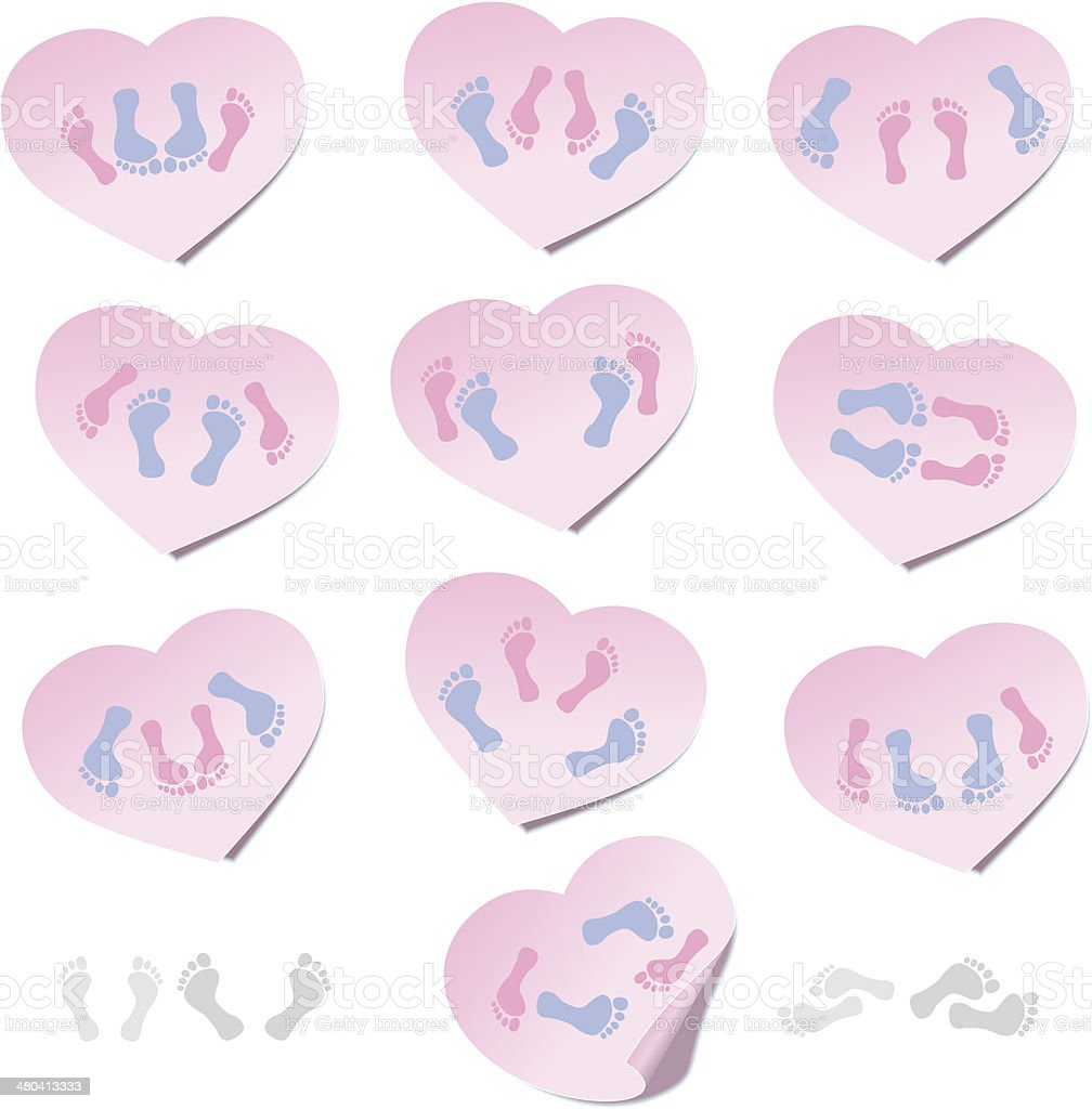 Ilustración de Posiciones Sexuales Corazón Notas Adhesivas y más ...