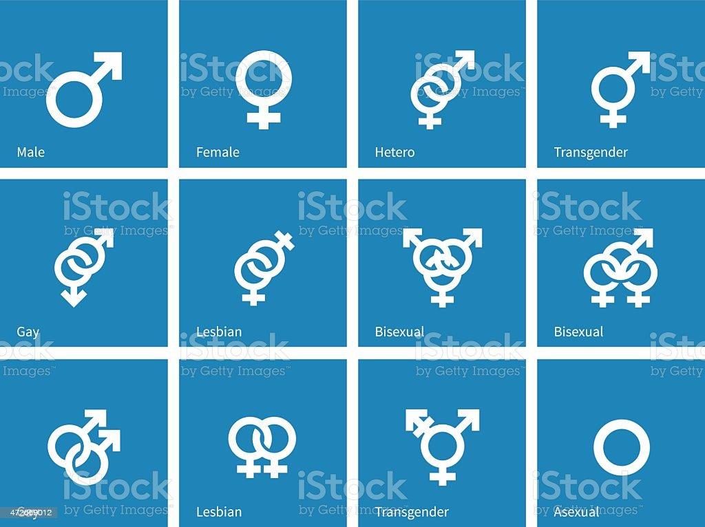 Знаки секс ориентации