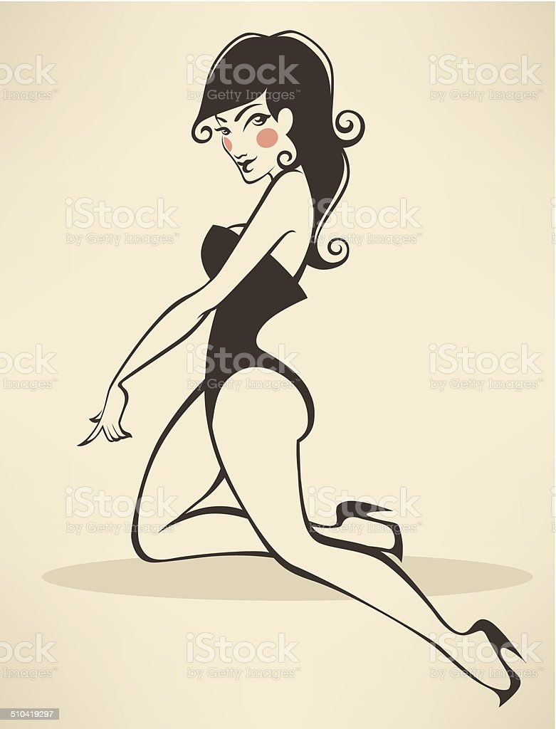 Сексуальные девушки с красивой графикой