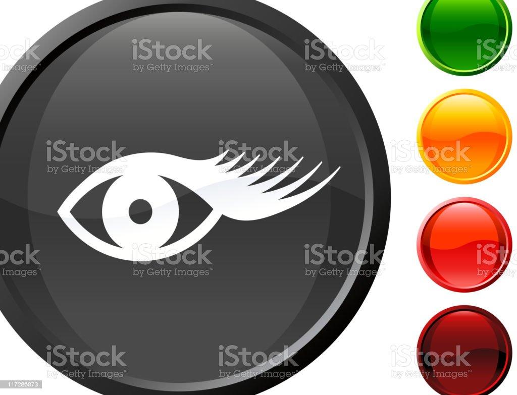 Sexy eye internet royalty free vector art royalty-free stock vector art
