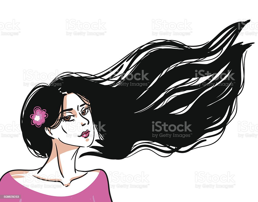 Sexy fashion girl royalty-free sexy fashion girl stock vector art & more images of abstract