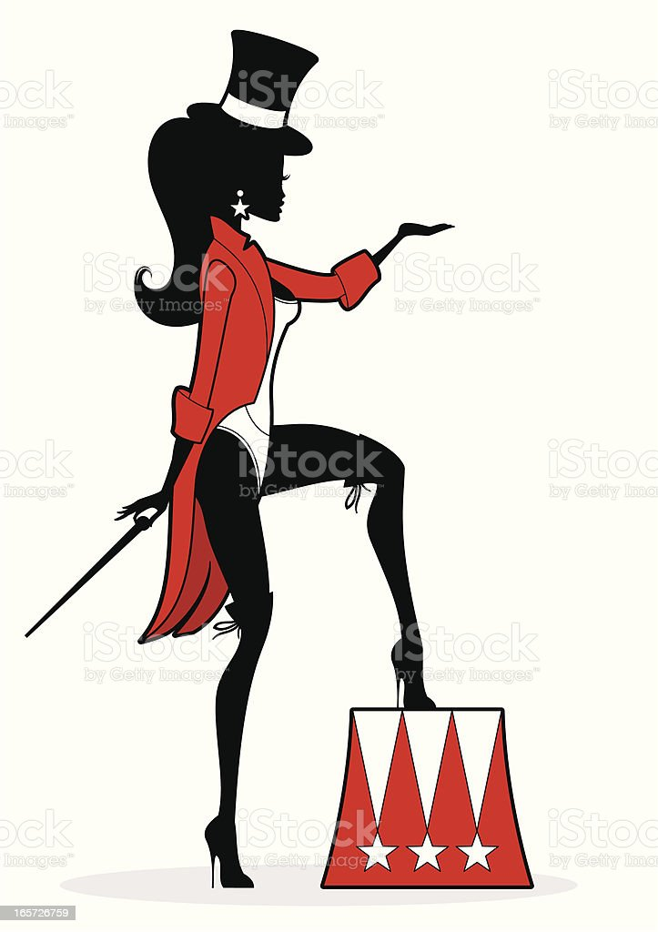 Sexy Ringmaster royalty-free sexy ringmaster stock vector art & more images of adult