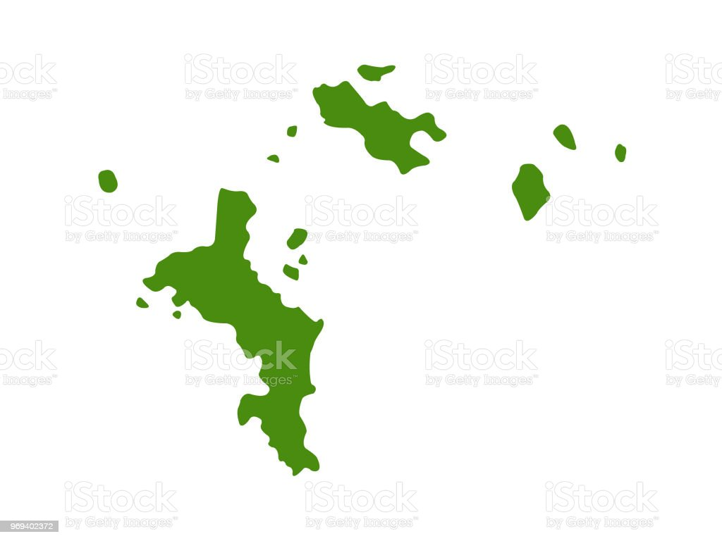 Seychellen Karte Afrika.Karte Der Seychellen Stock Vektor Art Und Mehr Bilder Von Afrika