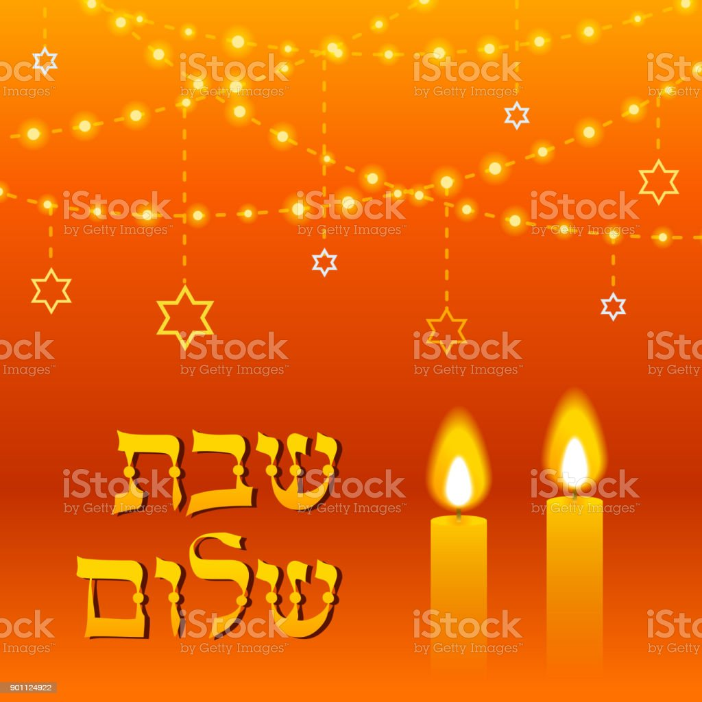 Shabbat shalom candles greeting card lettering stock vector art shabbat shalom candles greeting card lettering royalty free shabbat shalom candles greeting card lettering stock m4hsunfo