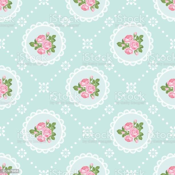 Shabby chic rose seamless pattern background vector id927825454?b=1&k=6&m=927825454&s=612x612&h=dj3am5lmgvrwytnkdulsqmhs7 dtjh6rlobseunrkye=