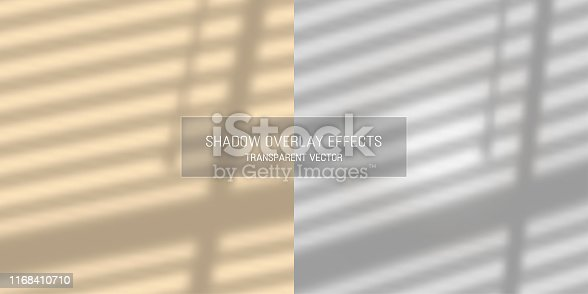 Shadow overlay effects transparent shutter curtains reflection vector poster mockup picture frame diploma