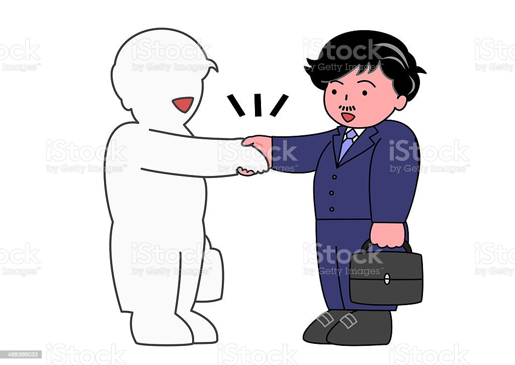 shake hands royalty-free shake hands stock vector art & more images of adult
