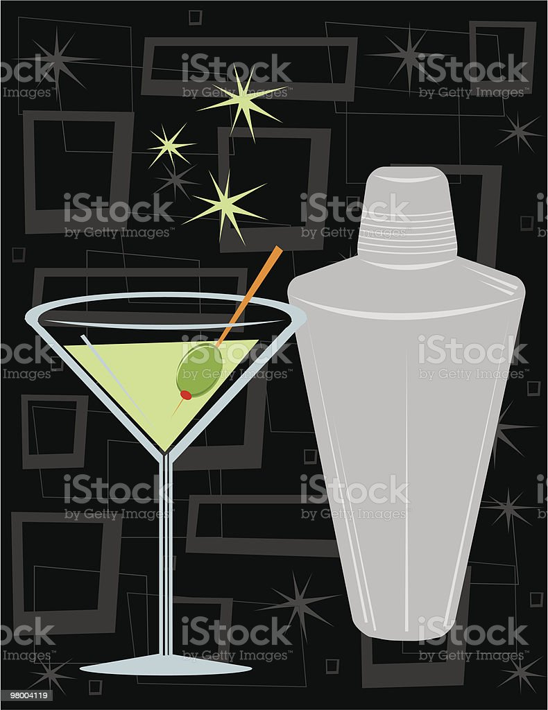 Shaken, Not Stirred royalty free shaken not stirred stockvectorkunst en meer beelden van alcohol