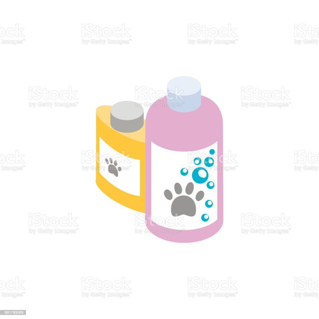 shampoo and conditioner for animals icon stock vector art 681793068 rh istockphoto com