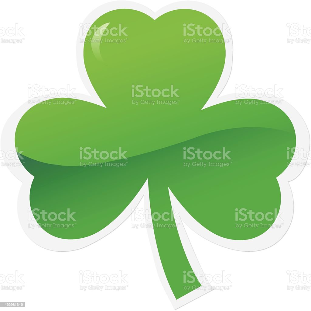 shamrock icon or symbol