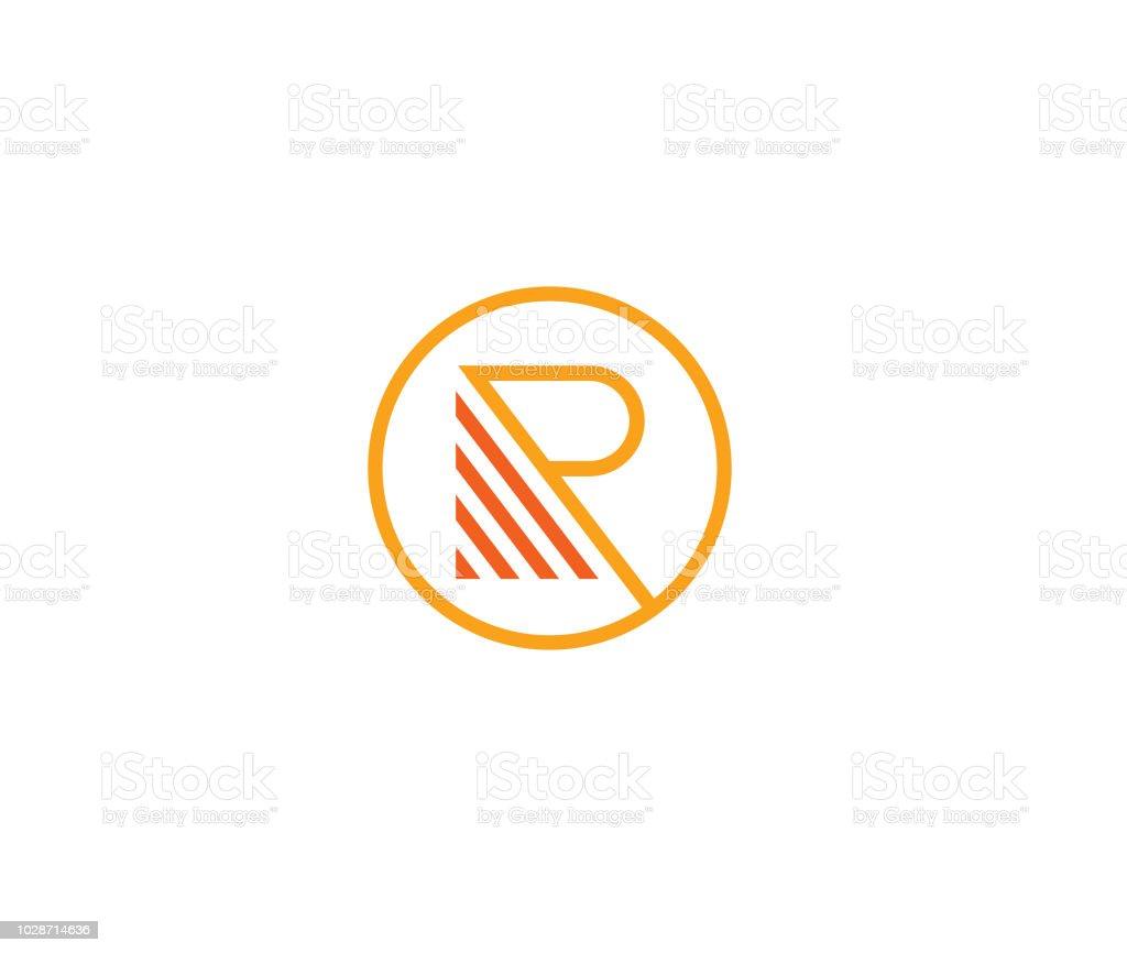 Rformbriefdesignvorlage Stock Vektor Art Und Mehr Bilder Von