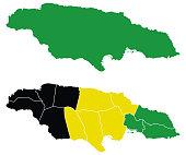 Shape of Jamaica