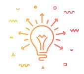 istock Sharing Ideas Line Style Icon Design 1154838975