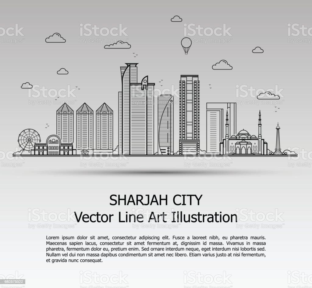Sharjah Ciry Gray
