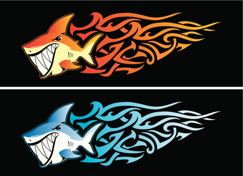 Shark Flame