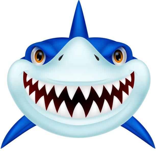 2,933 Shark Teeth Illustrations, Royalty-Free Vector Graphics ...