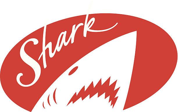 shark - haifischköder stock-grafiken, -clipart, -cartoons und -symbole