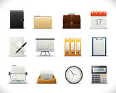 Sharp Icons - Office