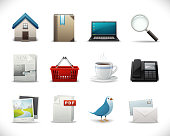 Sharp Icons - Website
