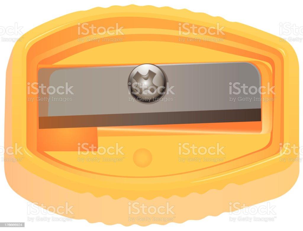 Sharpener royalty-free sharpener stock vector art & more images of clip art
