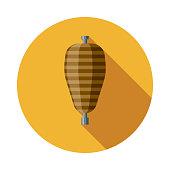 Shawarma Egypt Icon