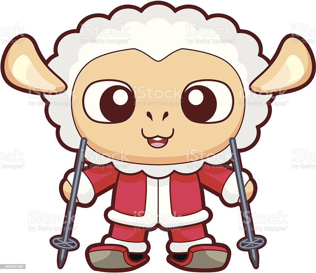 Dibujos animados de ovejas ilustración de dibujos animados de ovejas y más banco de imágenes de actividad libre de derechos