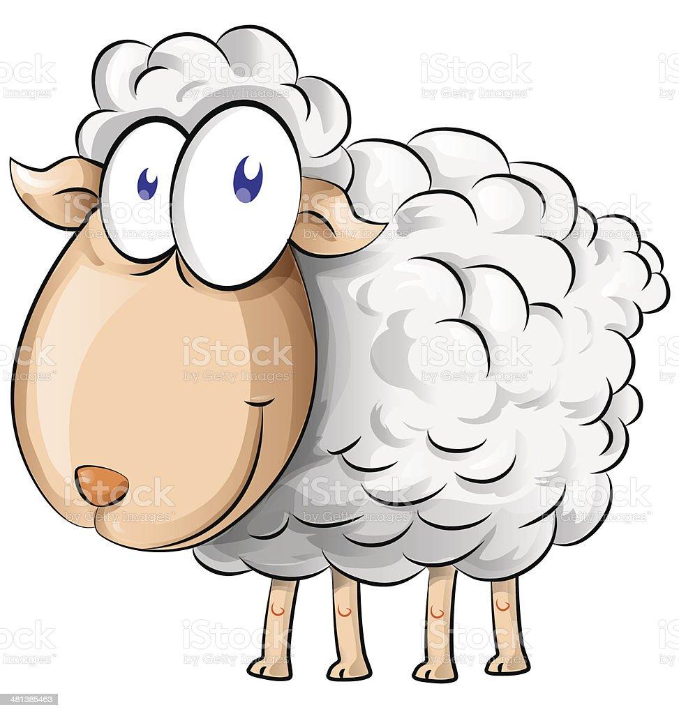 Dessin anim mouton cliparts vectoriels et plus d 39 images - Mouton dessin anime ...