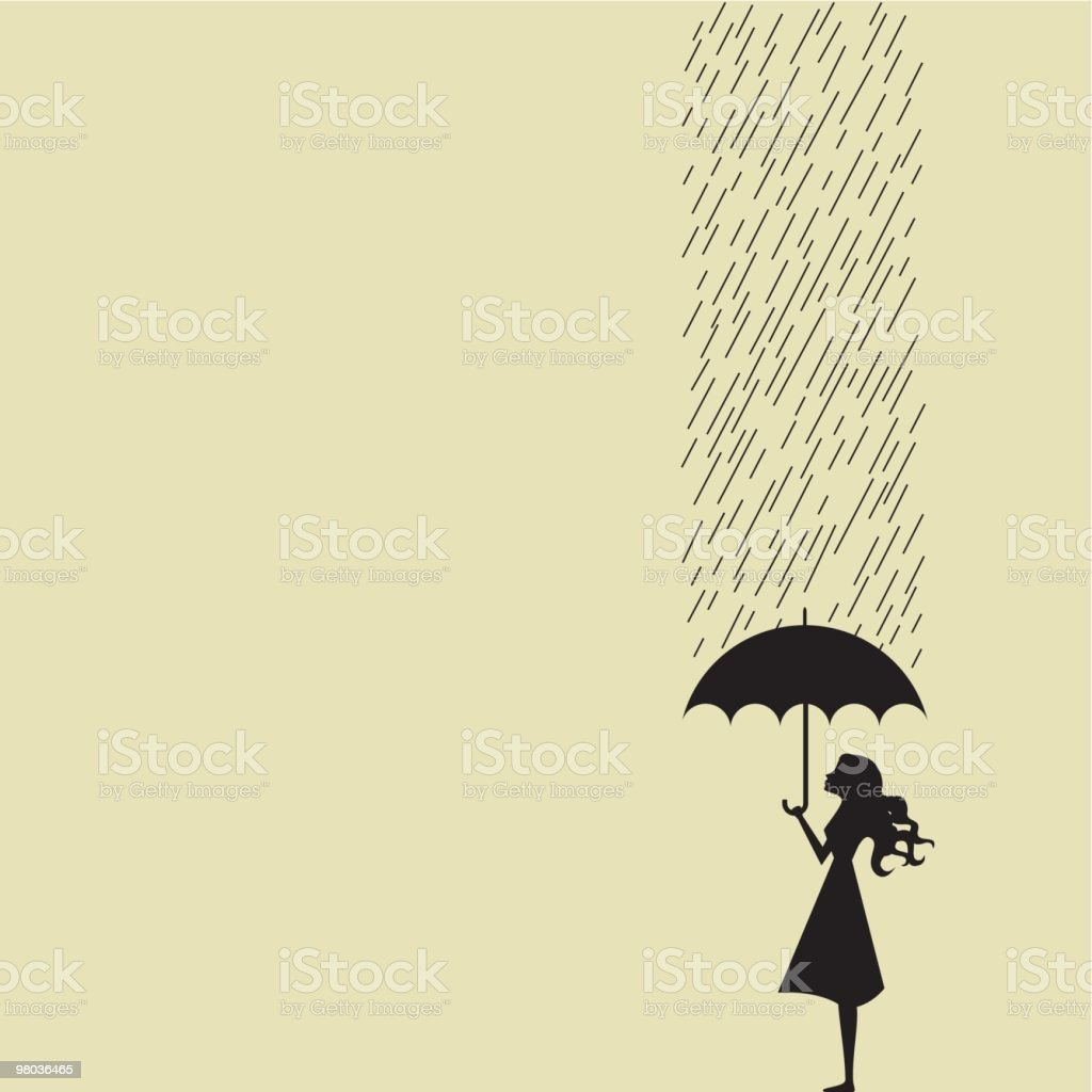 Sheet of rain royalty-free sheet of rain stock vector art & more images of anticipation