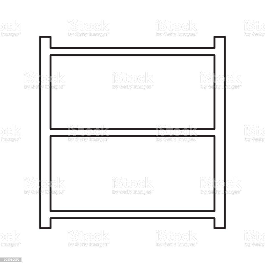 shelf line icon royalty-free shelf line icon stock vector art & more images of azerbaijan