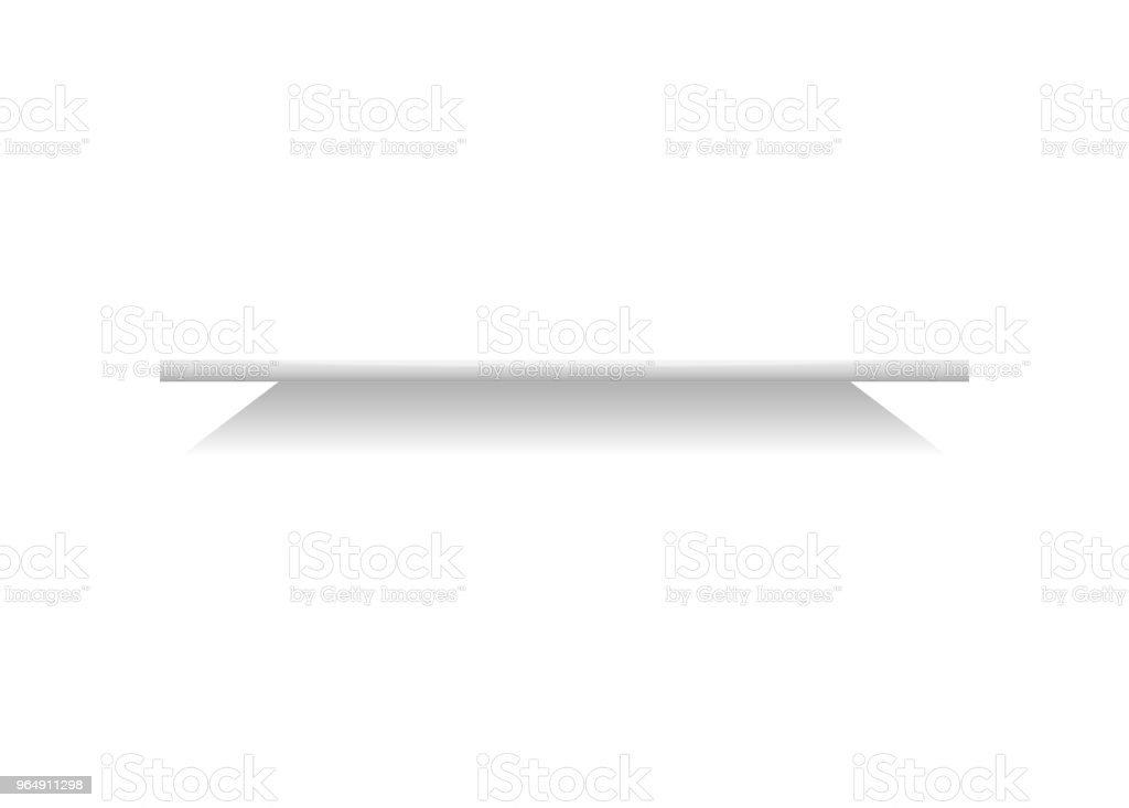Shelf or stand isolated element royalty-free shelf or stand isolated element stock vector art & more images of abstract