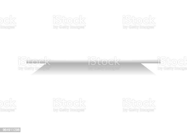 擱板或支架隔離元件向量圖形及更多乾淨圖片
