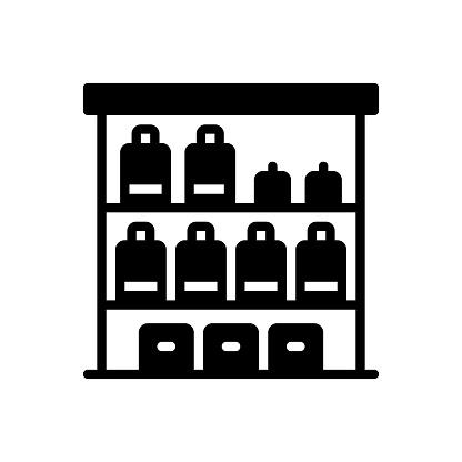 Shelf storage