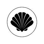 istock shell icon ,  vector 1018881148