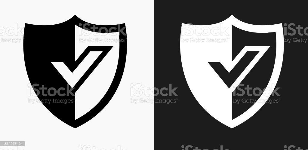 c6ddedec60b Caja fuerte - Objeto de seguridad, Escudo, EE.UU., Blanco - Color, Blanco y  negro