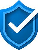 istock shield OK 1253267955