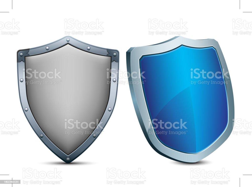 shield royalty-free stock vector art