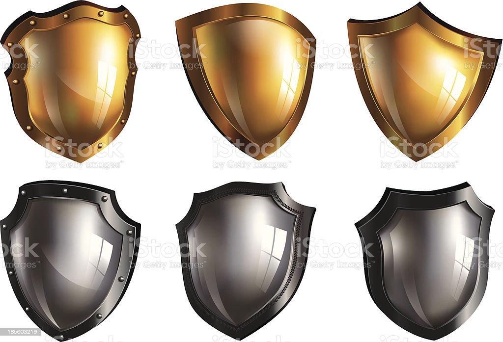 - Shield – Vektorgrafik