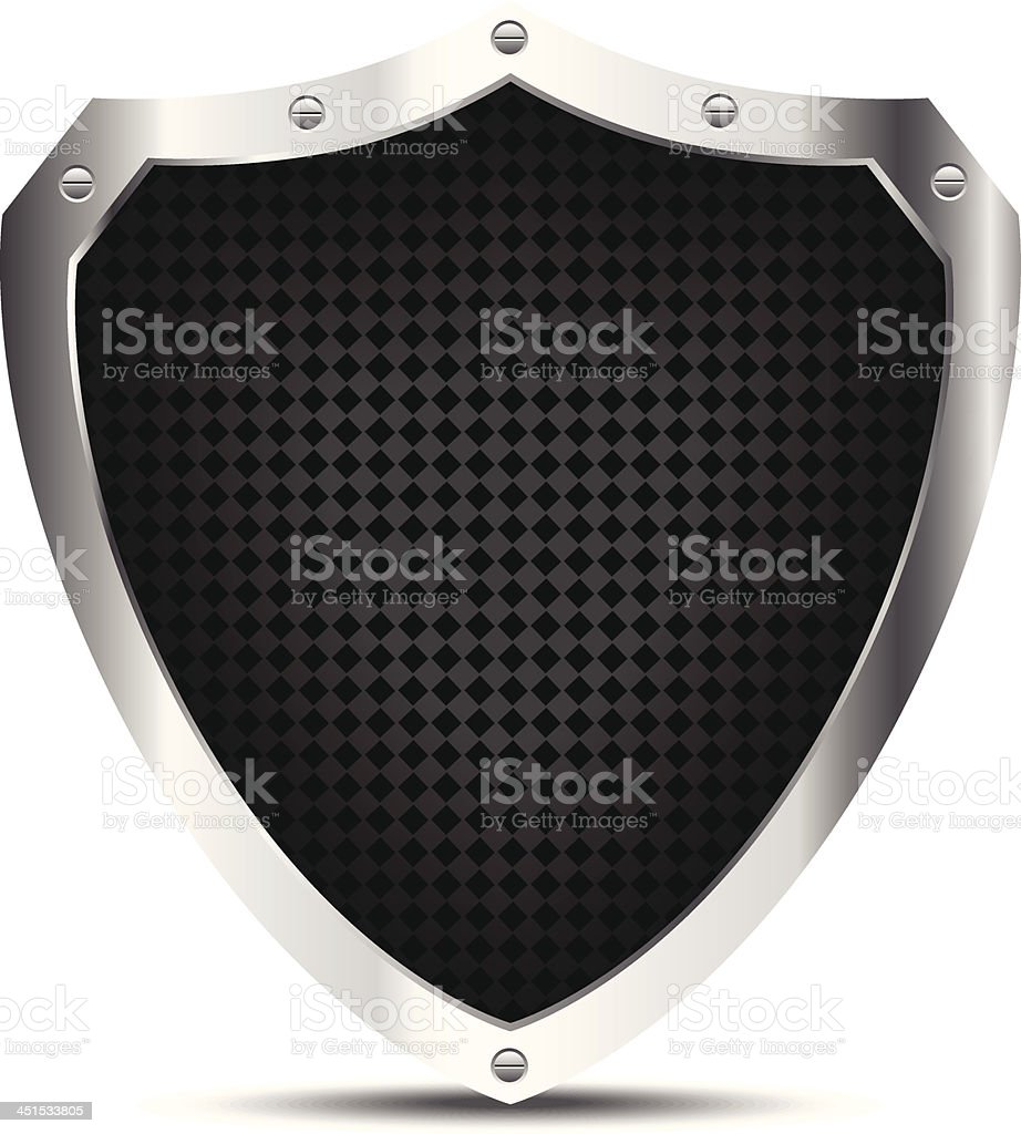 Shield royalty-free shield stock vector art & more images of badge